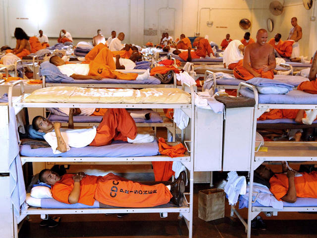 says prison