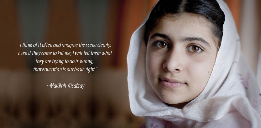 Image Result For Malala Yousafzai Freedom Of Speech