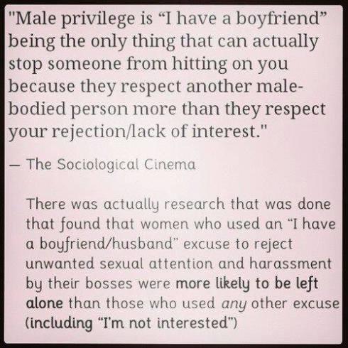 Patriarchal Excuses