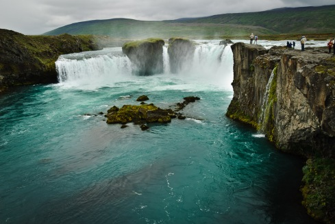Waterfalls - Apparently they are a thing in Iceland.