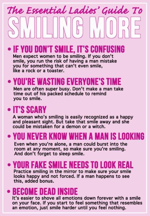 smilingmore