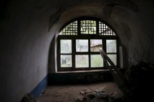 "A former fortress where Japanese soldiers kept women they abducted during World War Two is seen abandoned in Xipan village, Shanxi Province, China, July 18, 2015. ""Comfort women� is the Japanese euphemism for women who were forced into prostitution and sexually abused at Japanese military brothels before and during World War Two. According to Zhang Shuangbing, an independent researcher into Chinese ""comfort women"" during World War Two, Japanese soldiers stayed at the fortress for three years during the war and kept over 50 abducted women serving as ""comfort women"" there. REUTERS/Kim Kyung-HoonPICTURE 5 OF 33 FOR WIDER IMAGE STORY ""COMFORT WOMAN SURVIVORS TELL THEIR STORIES"" SEARCH ""KIM COMFORT"" FOR ALL PICTURES"