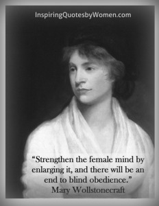 MarryWollstonecraft