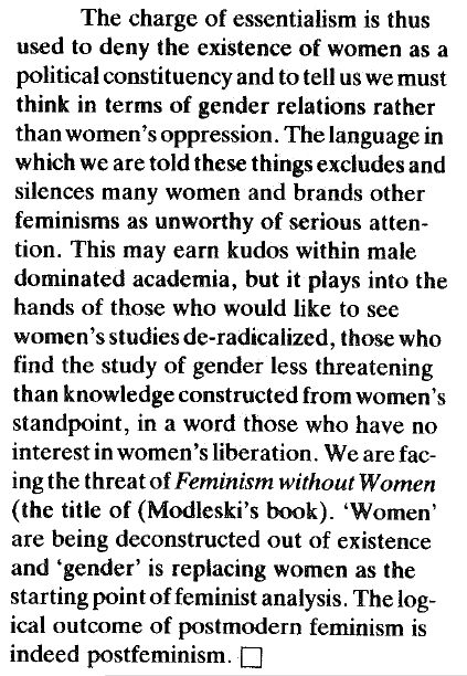 postfeminism