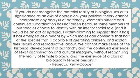 The Dwr Feminist Quote Of The Day Dead Wild Roses